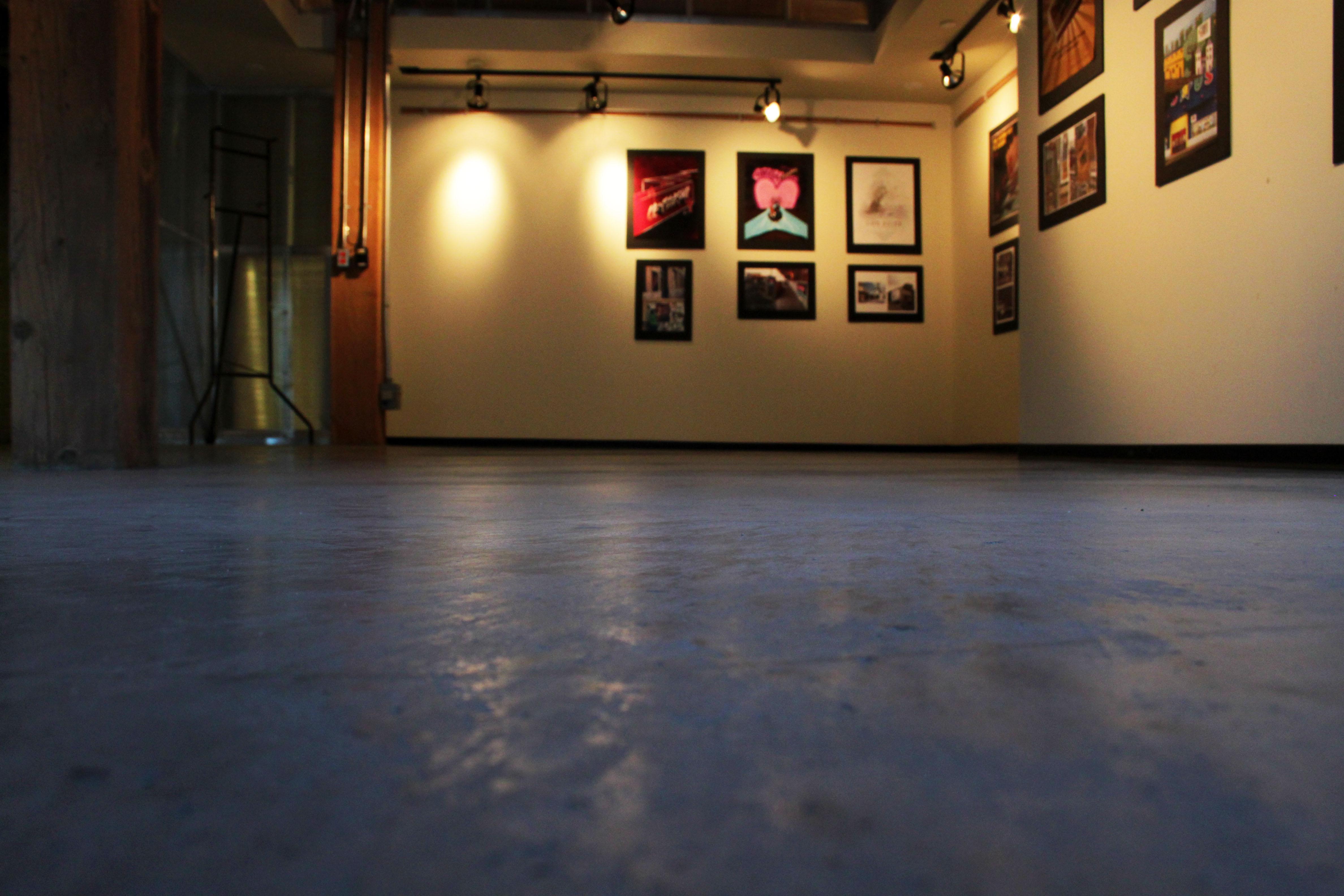 OnWard Gallery inside
