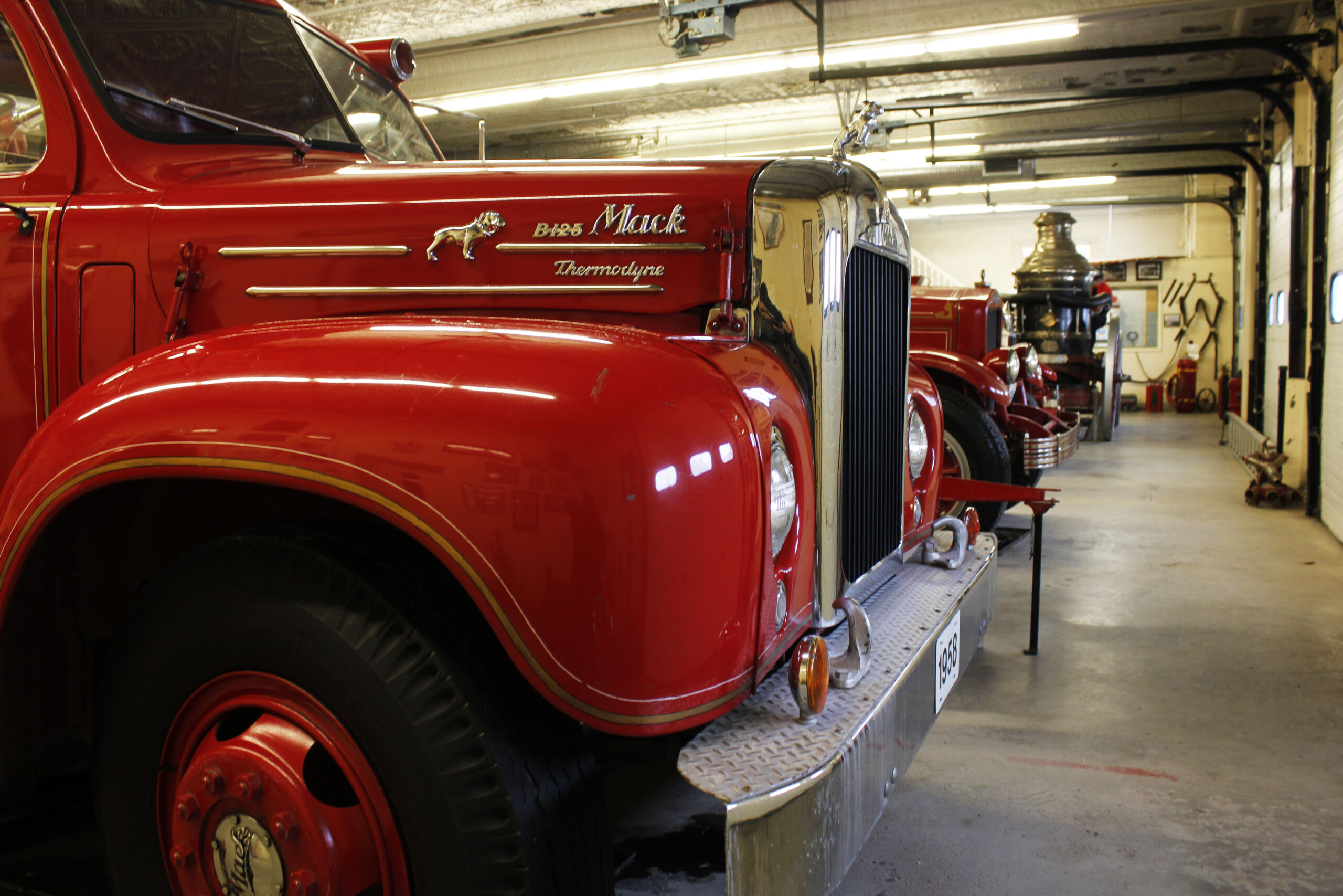 THE FIRE FIGHTERS MUSEUM